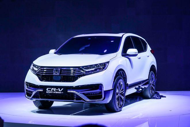 CR-V锐·混动e+今日将上市